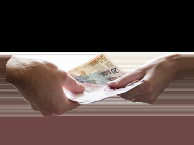 Fianza de Devolución del Dinero en 30 días como máximo